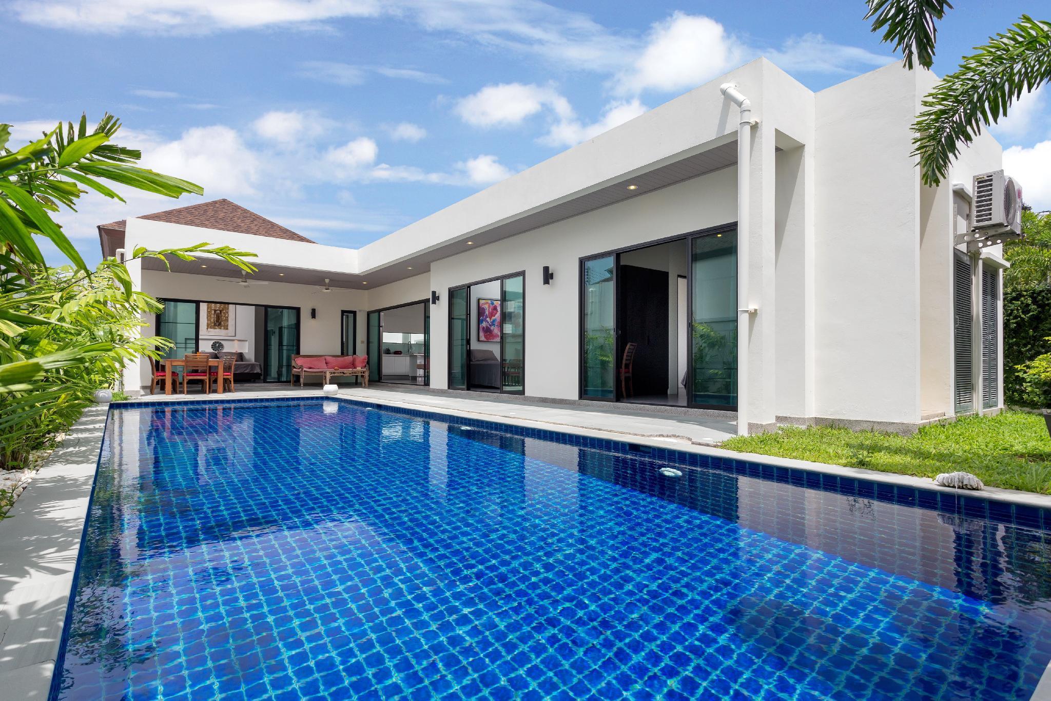 Large 3br Boutique Villa w. Pool by Intira Villas