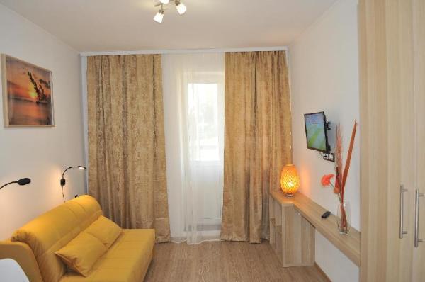 Double apartment-studio with balcony Balashikha