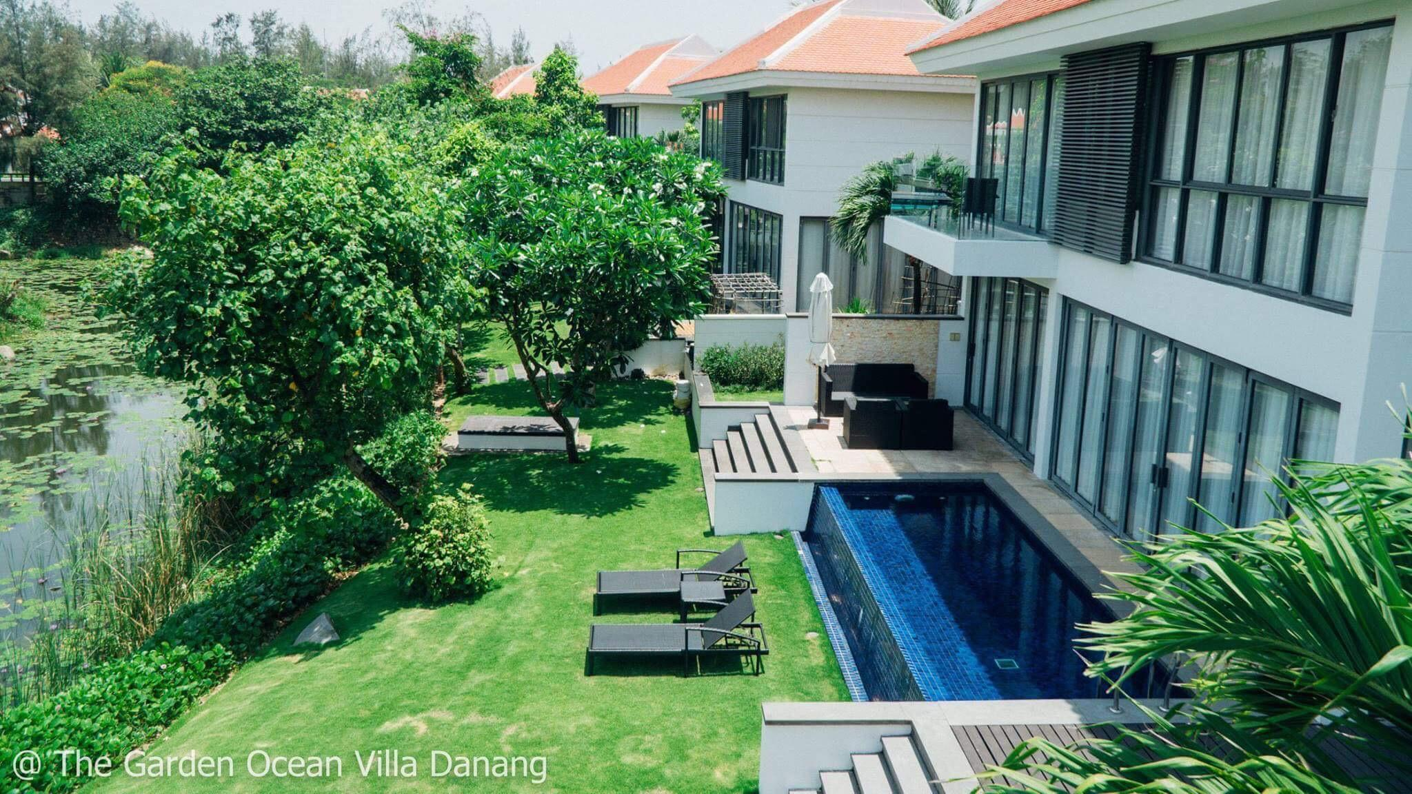 Villa 4 Bed Room   Ocean Villa Luxury 5*