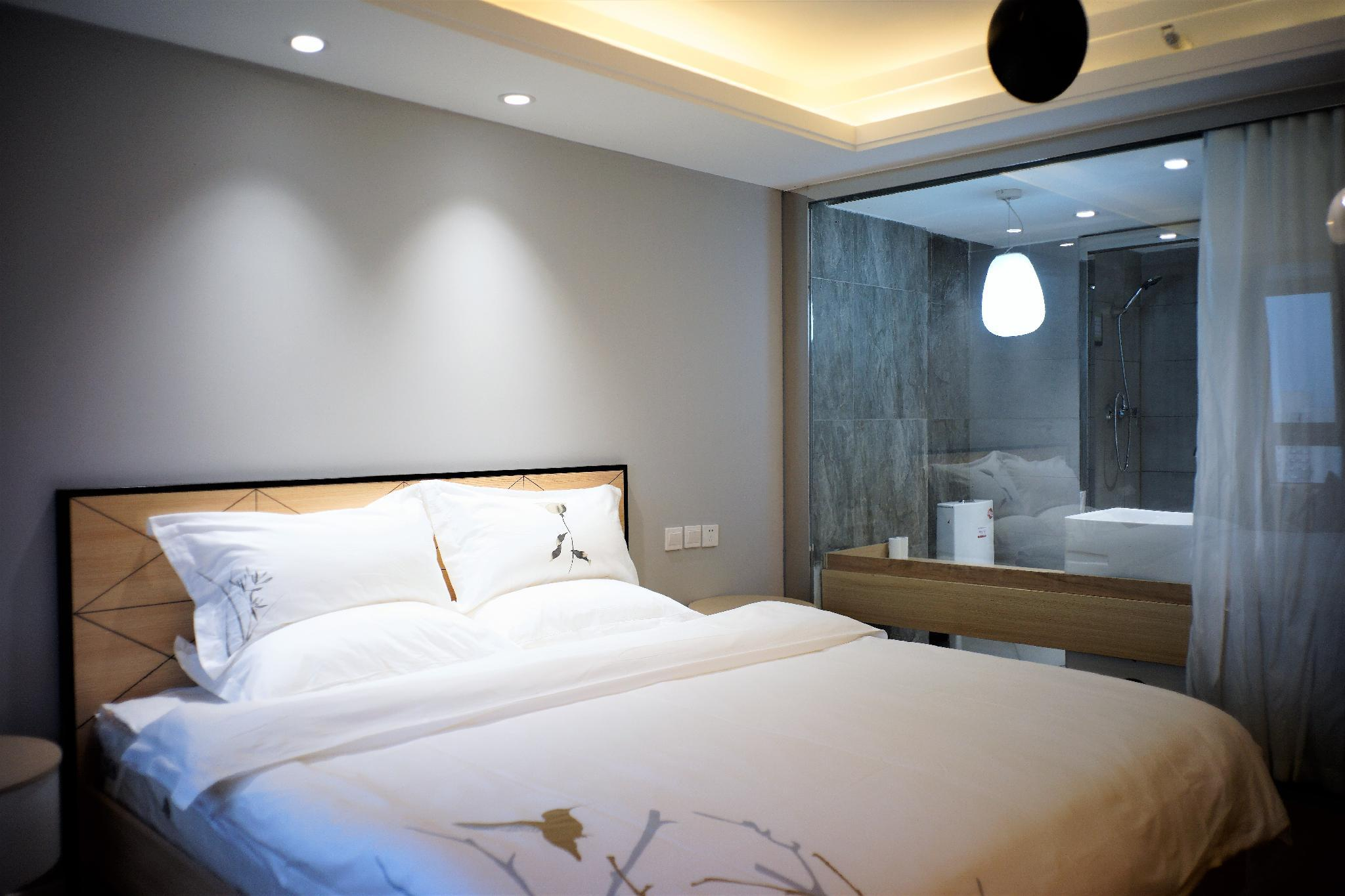 Stylish Queen Bed Room
