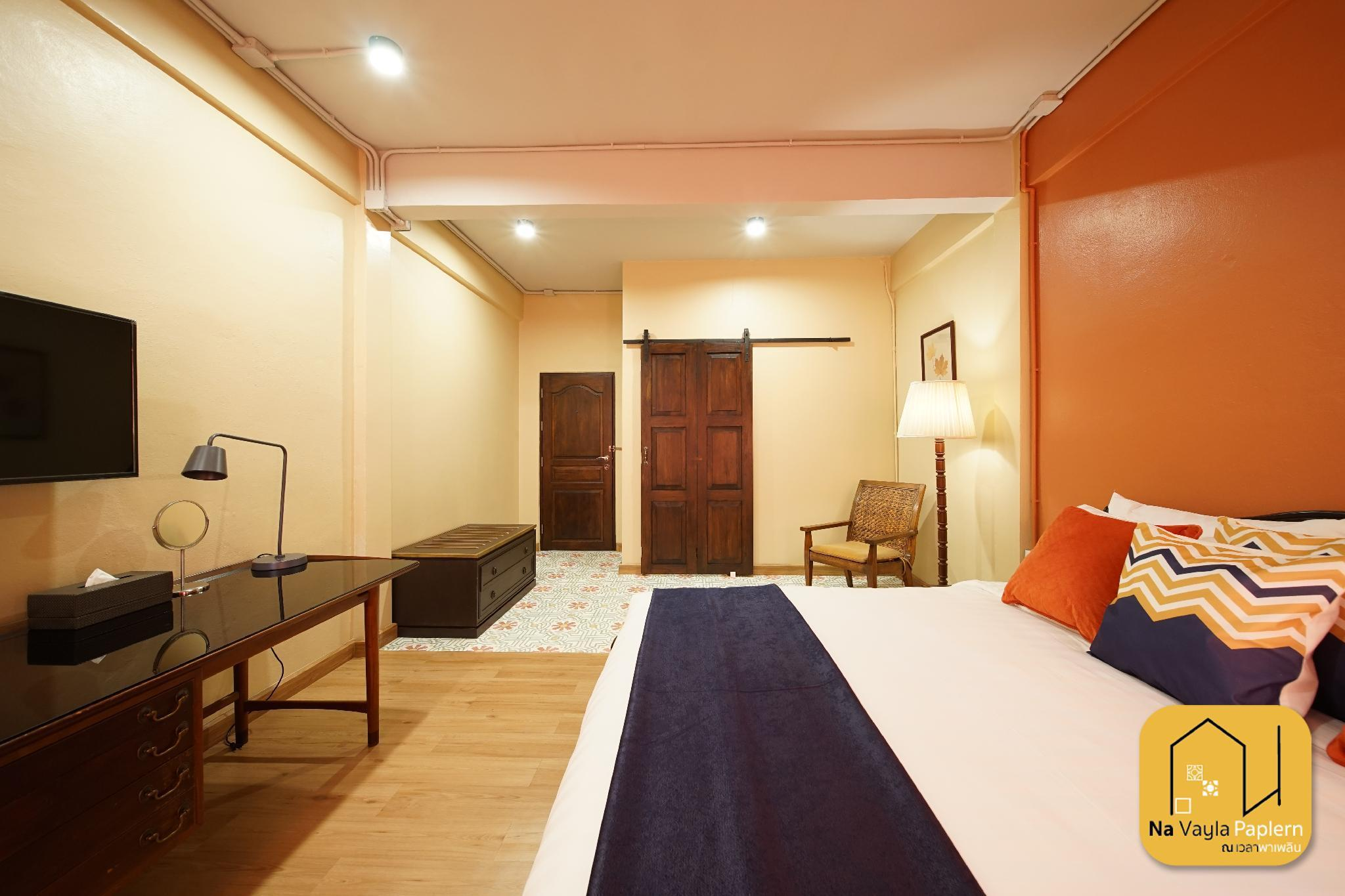 Cozy One Bedroom in the Old Town of Bangkok-ORANGE Cozy One Bedroom in the Old Town of Bangkok-ORANGE