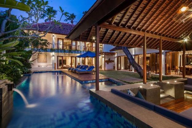 Villa Kajou 4 bedrooms family