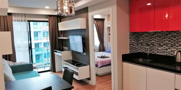 1 Bedroom Dusit Grand Park Condo Pattaya