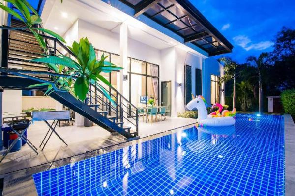 Baan Forest Huahin Pool Villa - Near Beach 2km. Hua Hin