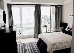 Cozy Monochrome Studio, Bintaro Residence Tangerang