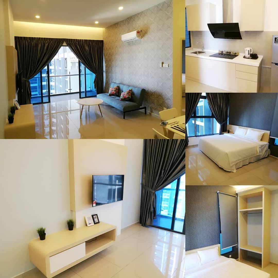 Atlantis 2 Bedrooms Suite By TravelHut Management
