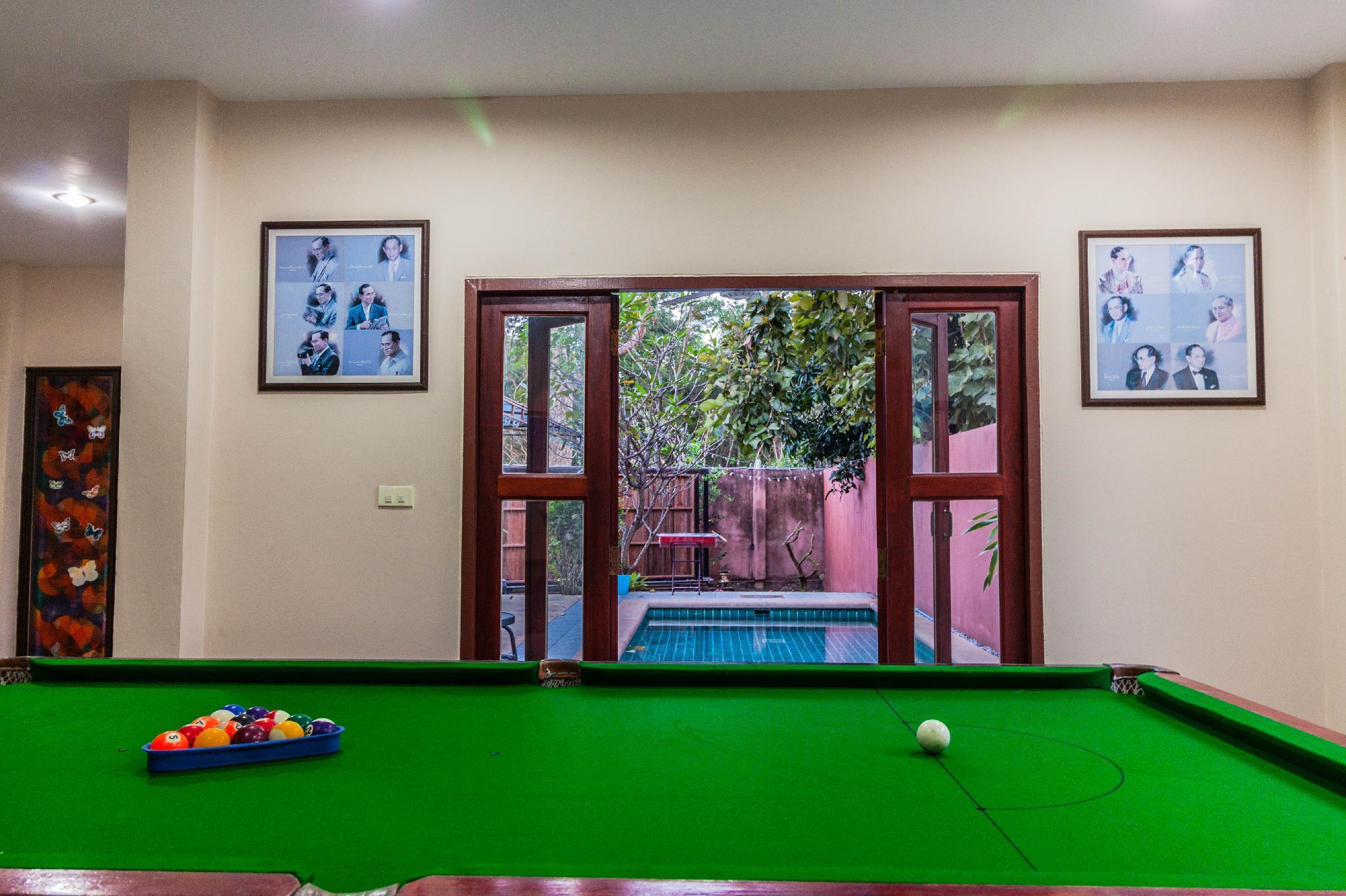 Jomtien 3 Bedroom Pool Villa