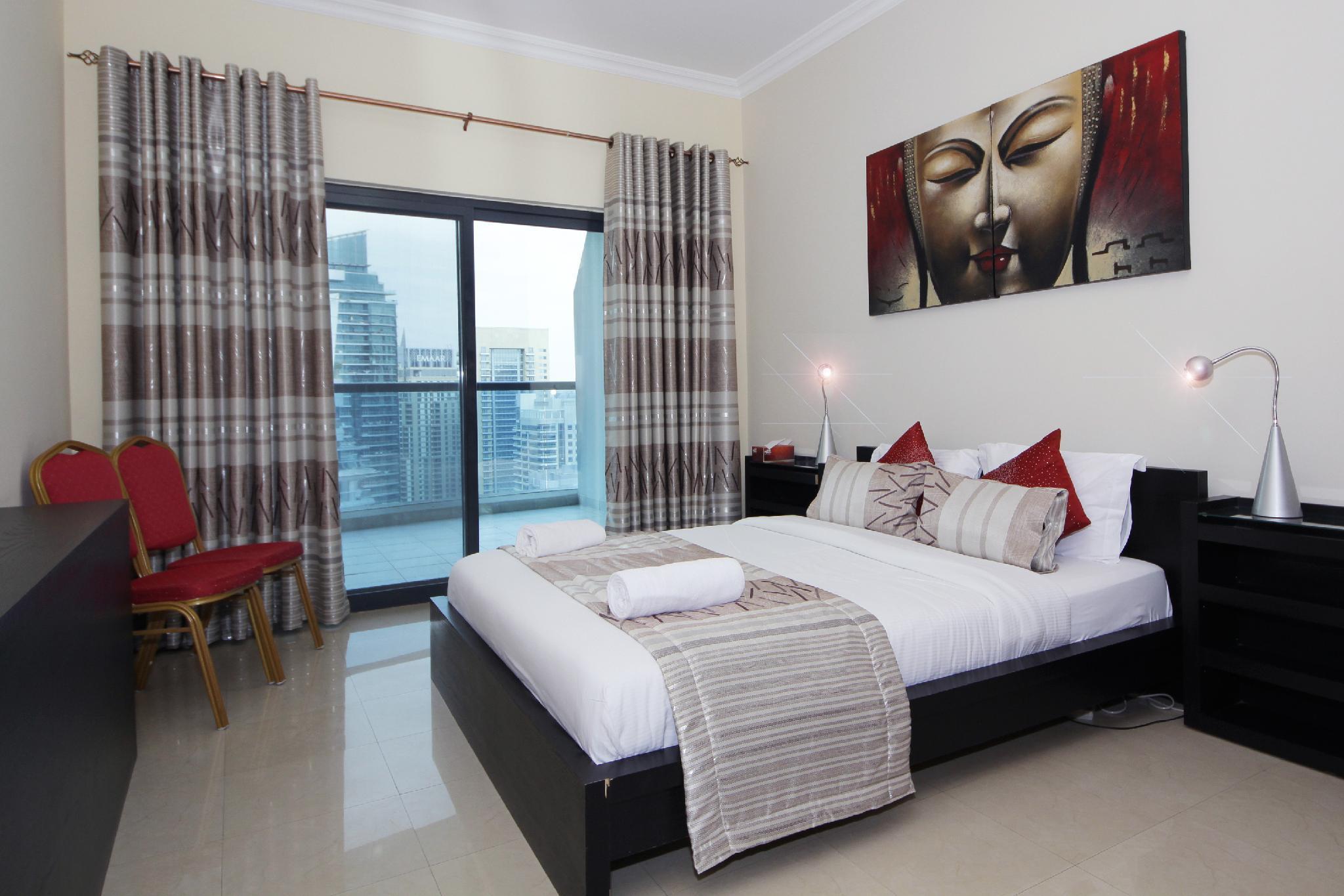 Lake View 1Bedroom Apartment On Marina Walk