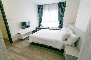 [チェンマイ空港]アパートメント(35m2)| 1ベッドルーム/1バスルーム Deluxe Double Suite  Prio condo(Gym/Pool/Double)