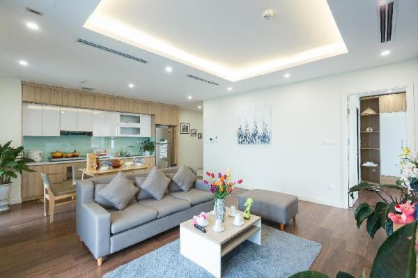Vietstay Apartment Elegant, highest floor Hanoi