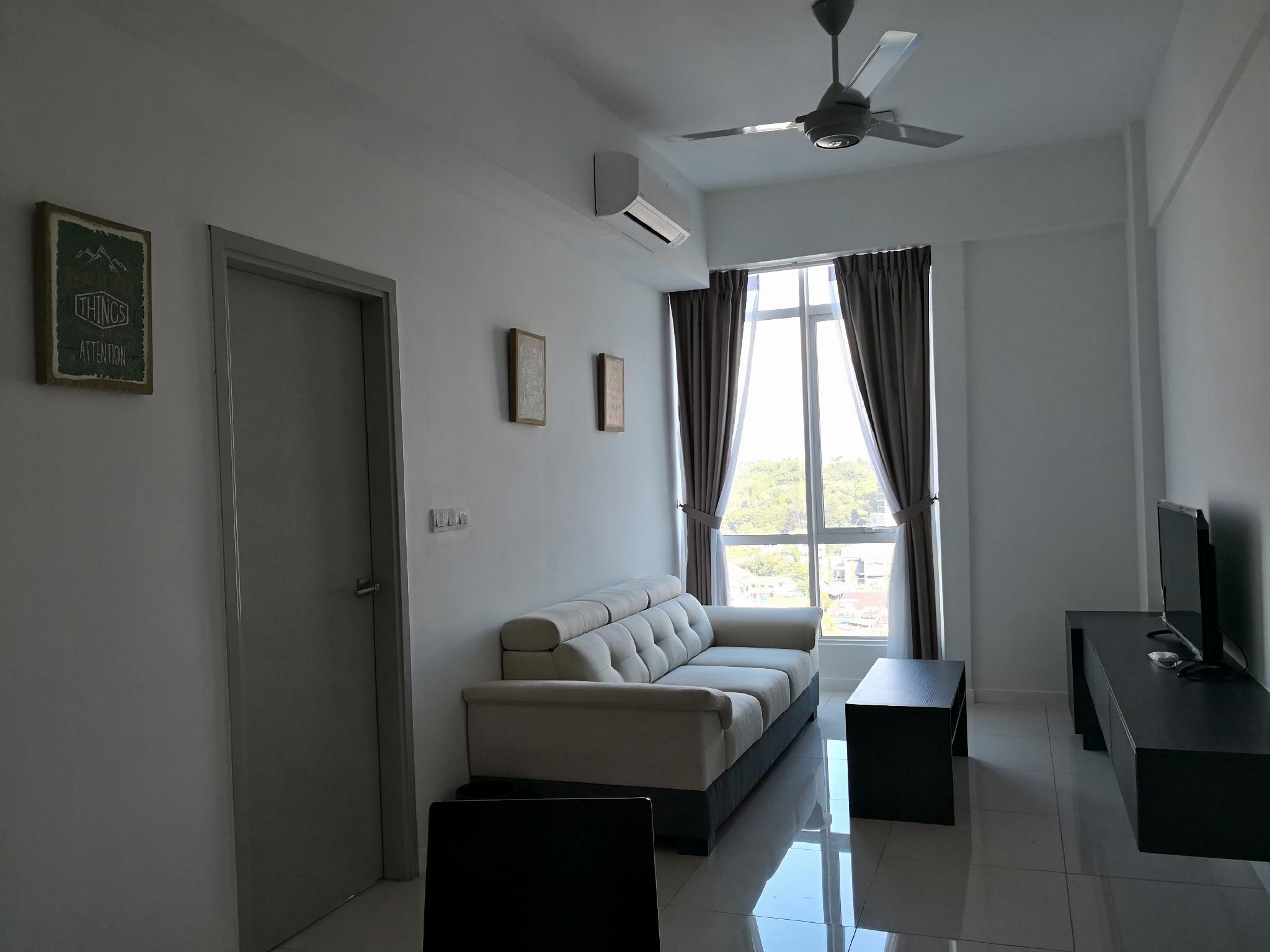 2 Bedrooms @ Sutera Avenue  SummerBreeze 1020