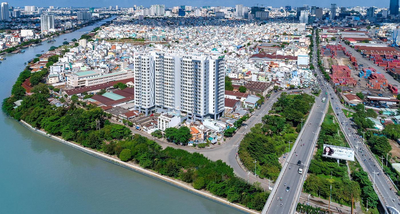 Saigon Riva Park With Amazing View