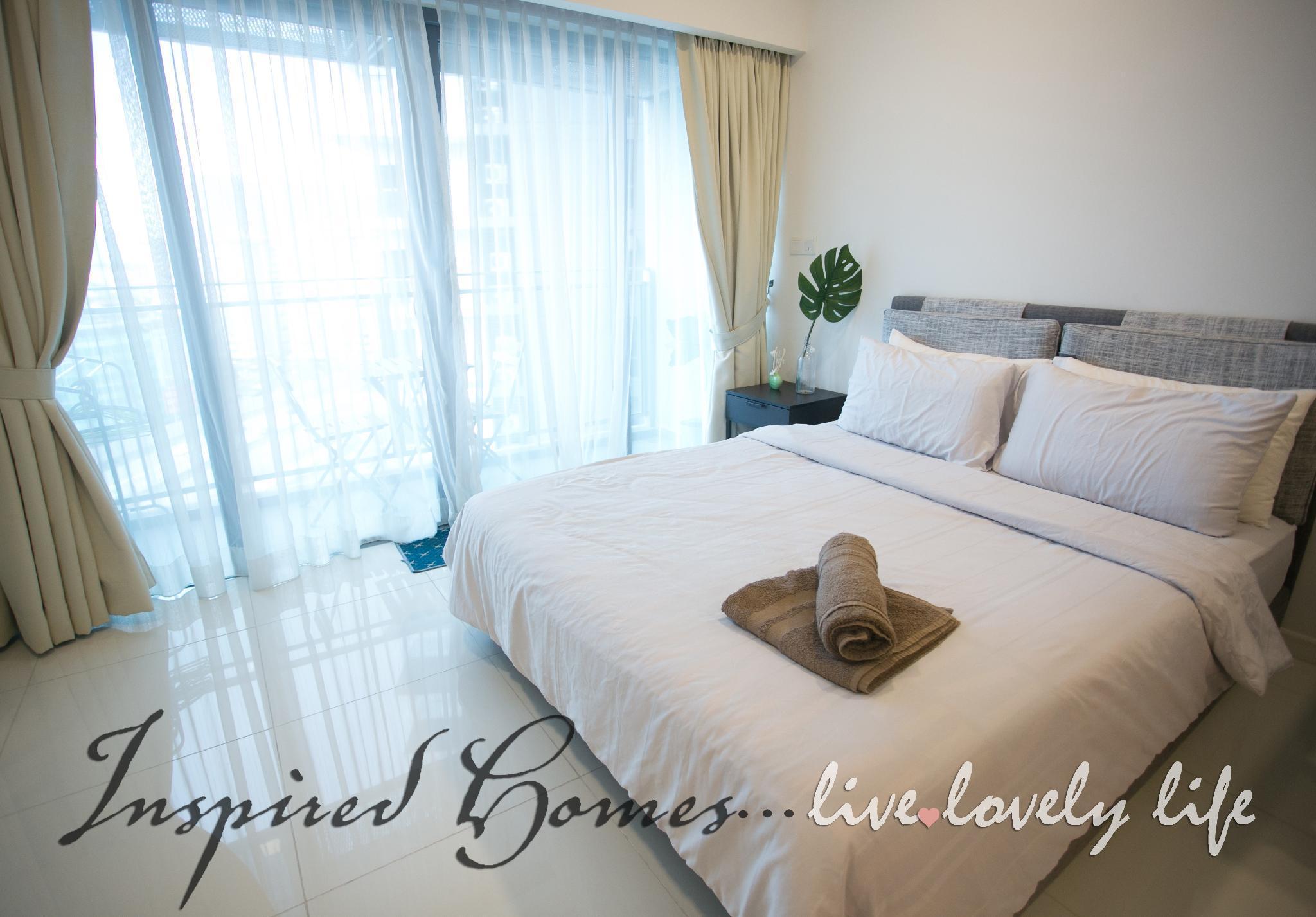 Inspired Homes @ KLCC Mercu Summer Suite 1