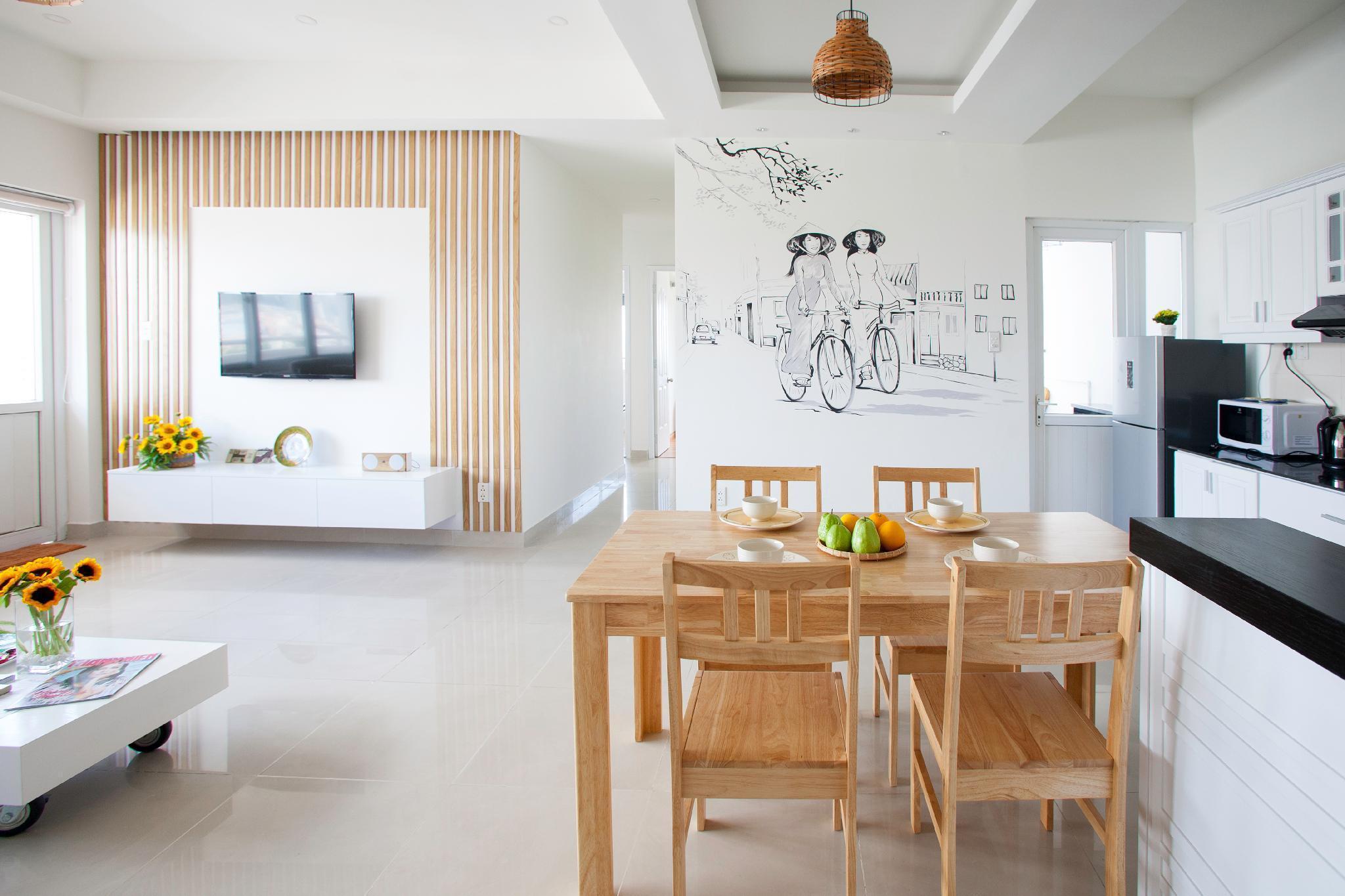 Le Soleil Vietnam Charm Apartment