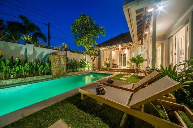 Perfect Strategic Villa At the center Petitenget