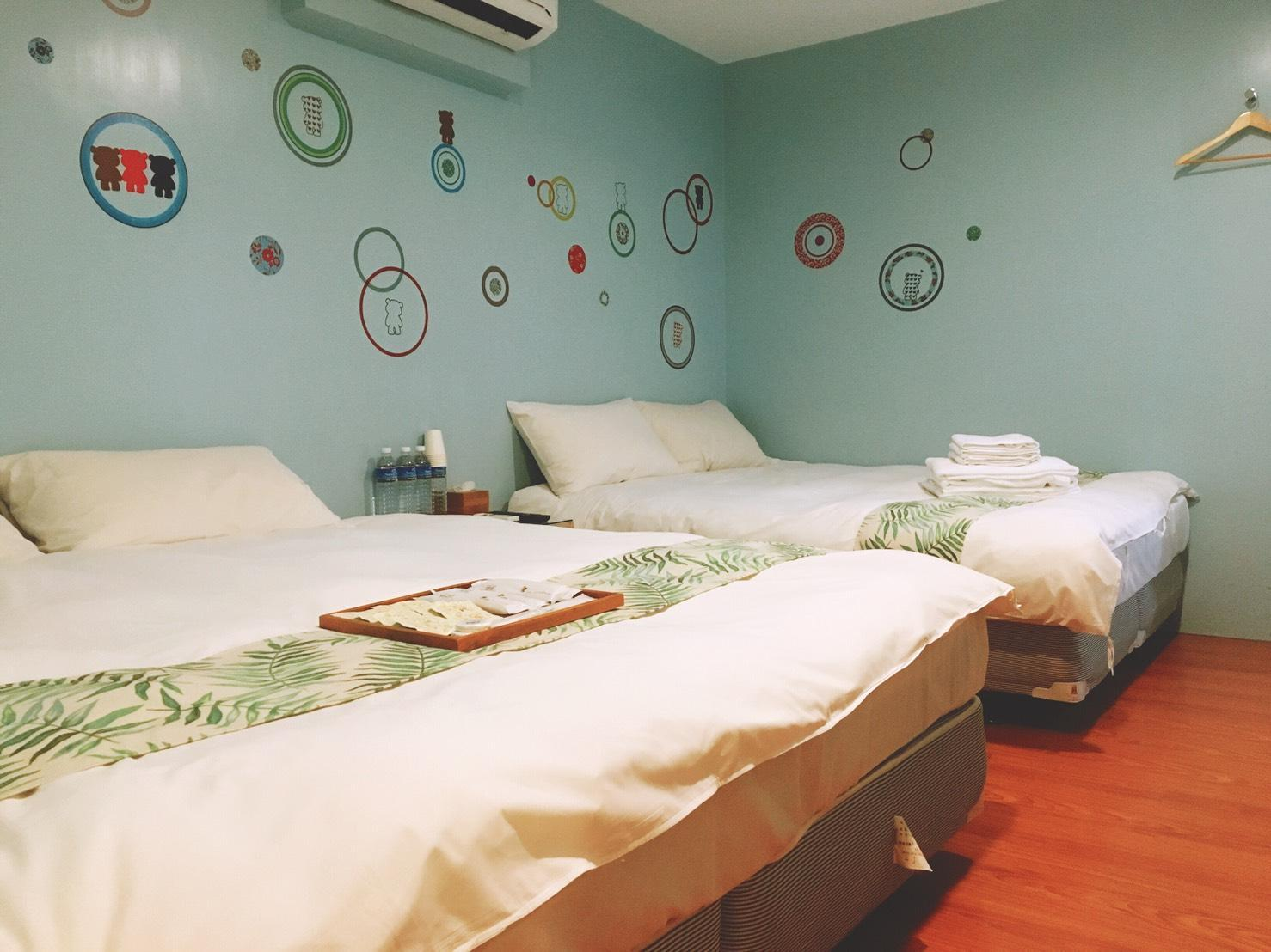 Quadruple Room 1 On Sale 3 Min Walk To Ximen MRT