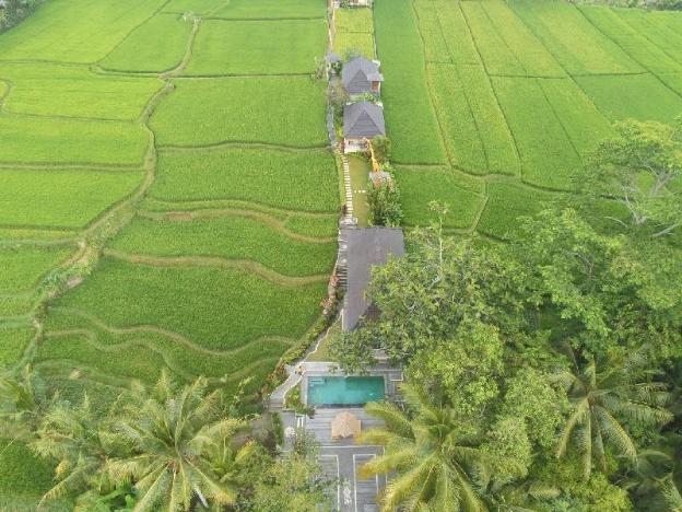 Puri Raya Villa luxury traditional home in Ubud