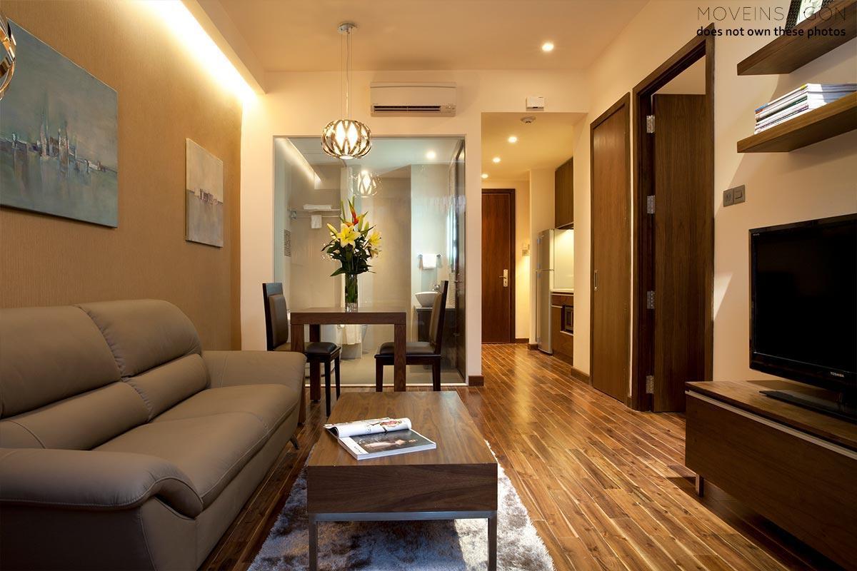 Saigon City Residence Luxurious Serviced Apartment