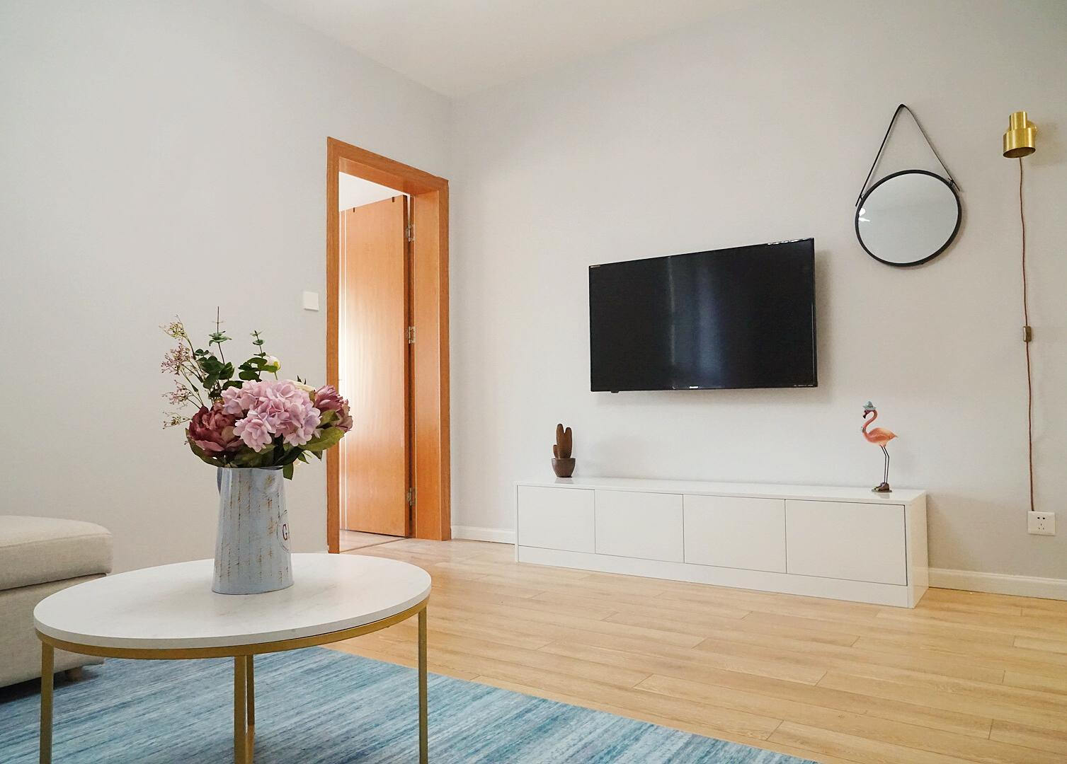 Nordic Style Comfortable Apartment