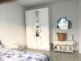 [クレン]アパートメント(52m2)| 2ベッドルーム/1バスルーム Beach front condo for family in Laem Mae Phim