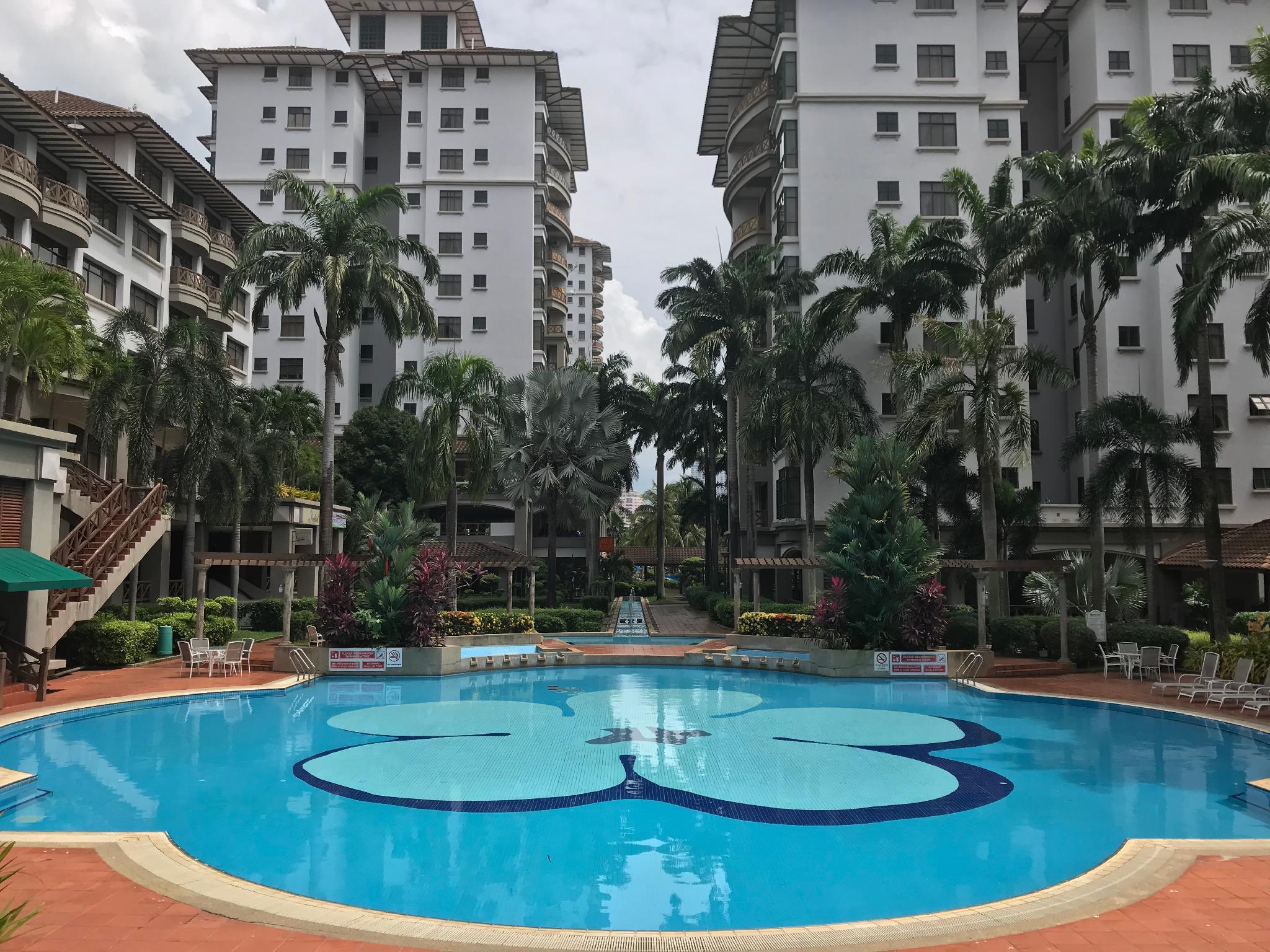 Melaka City Centre Apartment At Mahkota Hotel