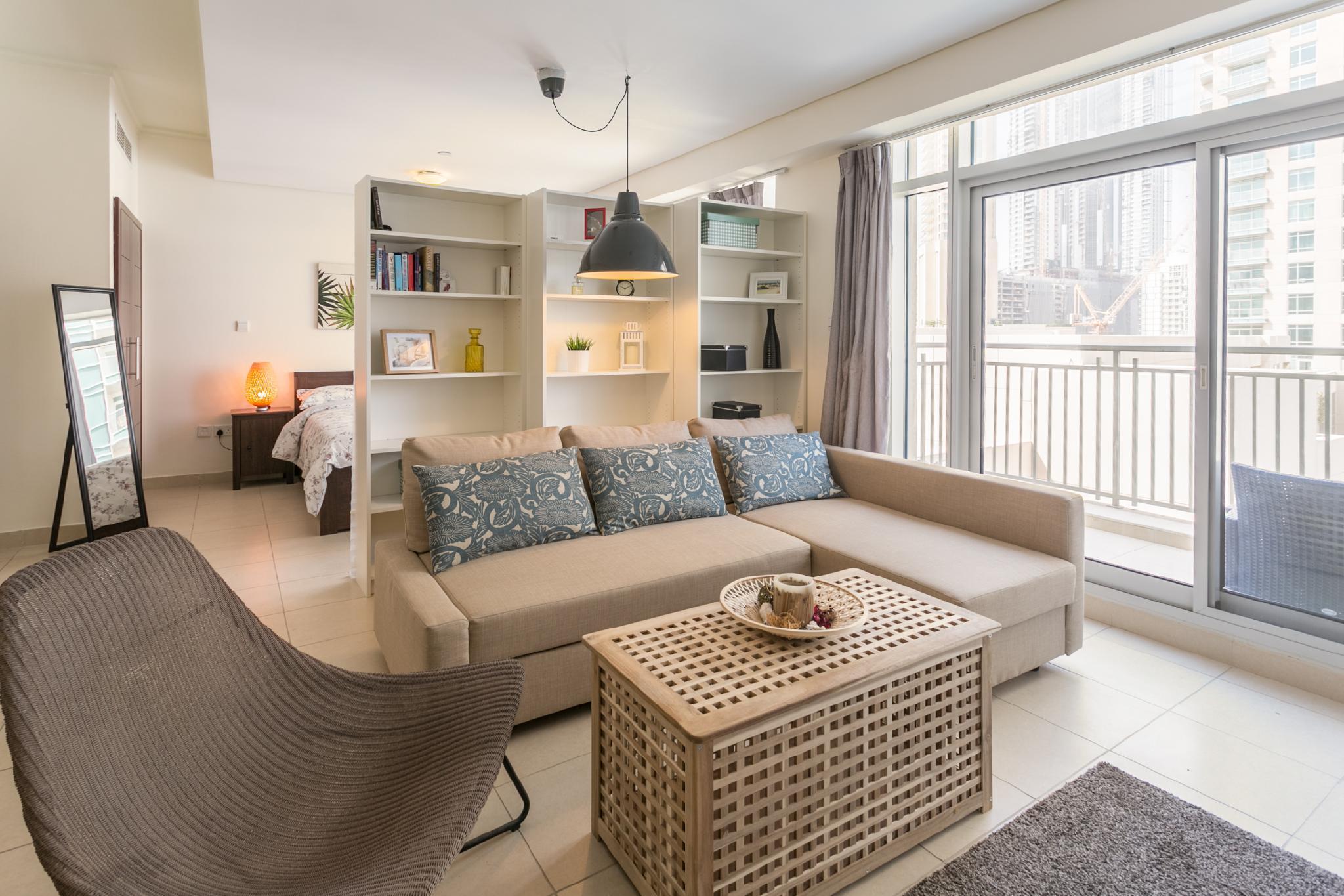 One Perfect Stay   Studio At Burj Views