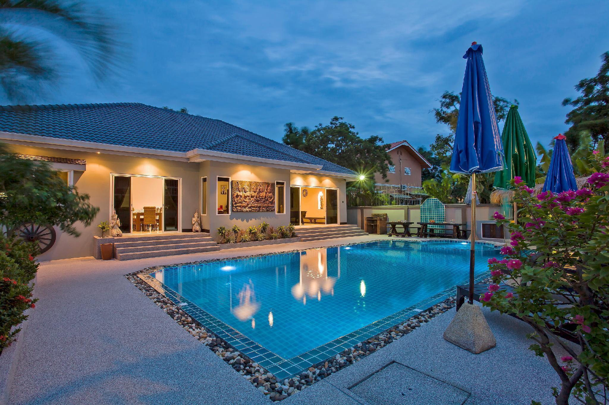 Baan Kinaree, 5 Bed Pool Villa in South Pattaya Baan Kinaree, 5 Bed Pool Villa in South Pattaya