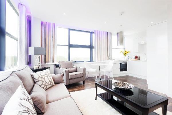 City Stay Apartments - Centro Milton Keynes