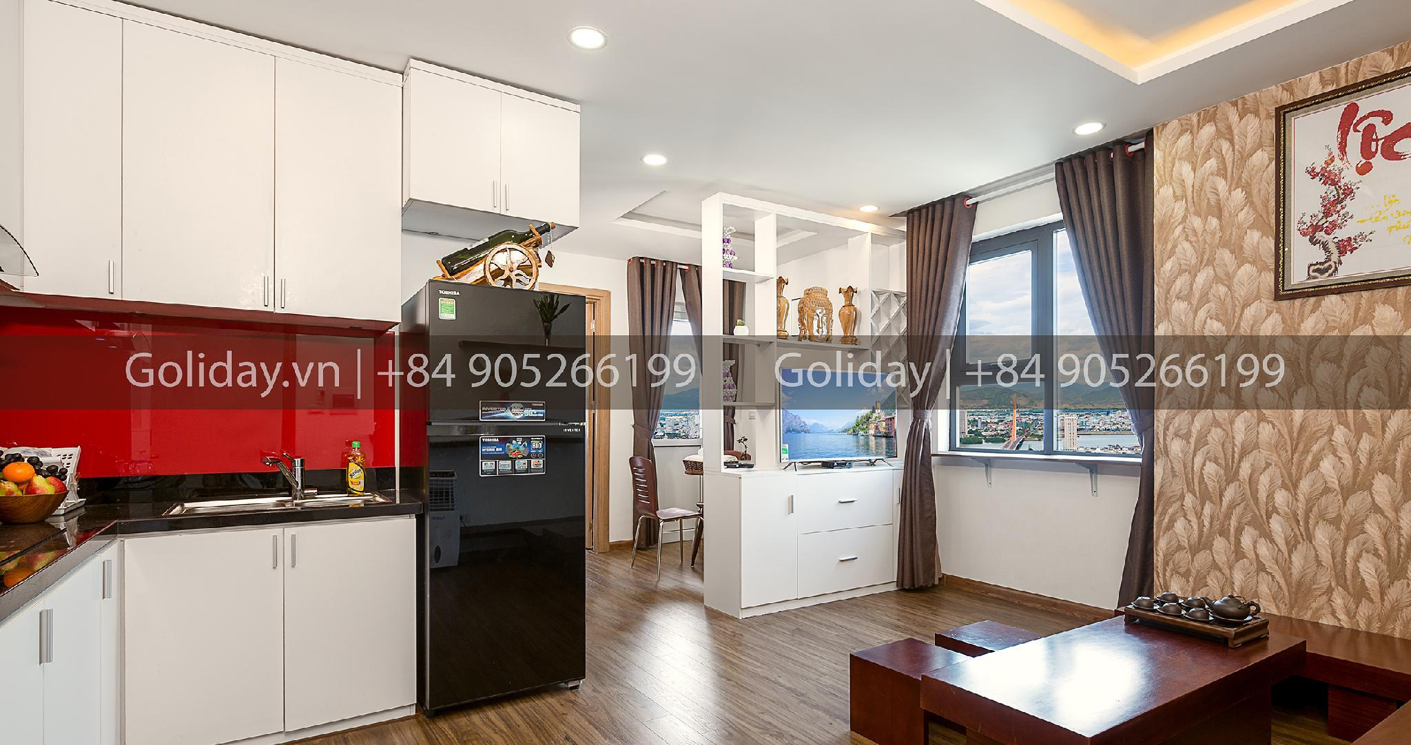 Apartment For Rent In Muong Thanh 4042