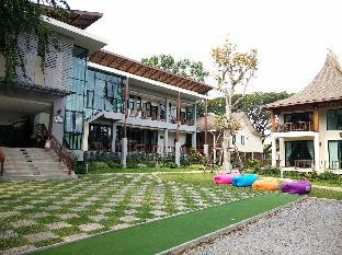 [カオヤイ国立公園]一軒家(200m2)| 4ベッドルーム/4バスルーム AmbVille Resort Khao Yai - San Jai House