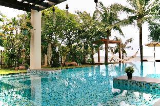 %name Stunning Beach front VILLA with Pool and Jacuzzi หัวหิน/ชะอำ