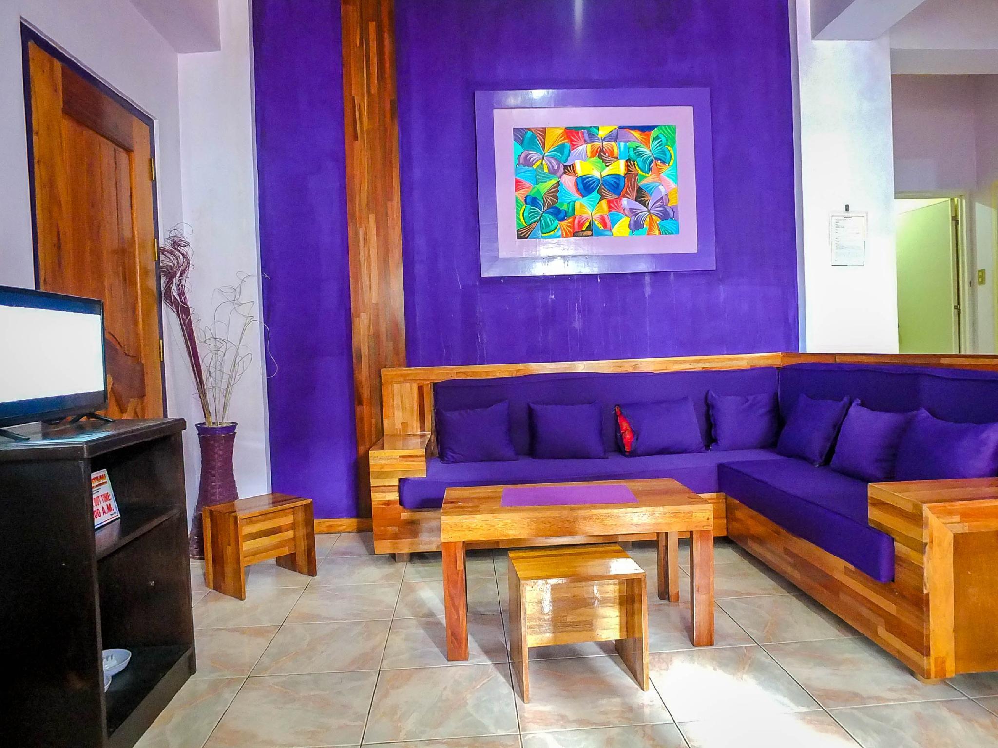 Baguio City Purple Condo Unit 3 Bedroom