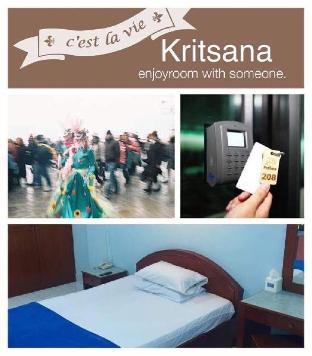 [ハジャイ中心地]アパートメント(25m2)| 1ベッドルーム/1バスルーム Kritsana Mansion  hatyai