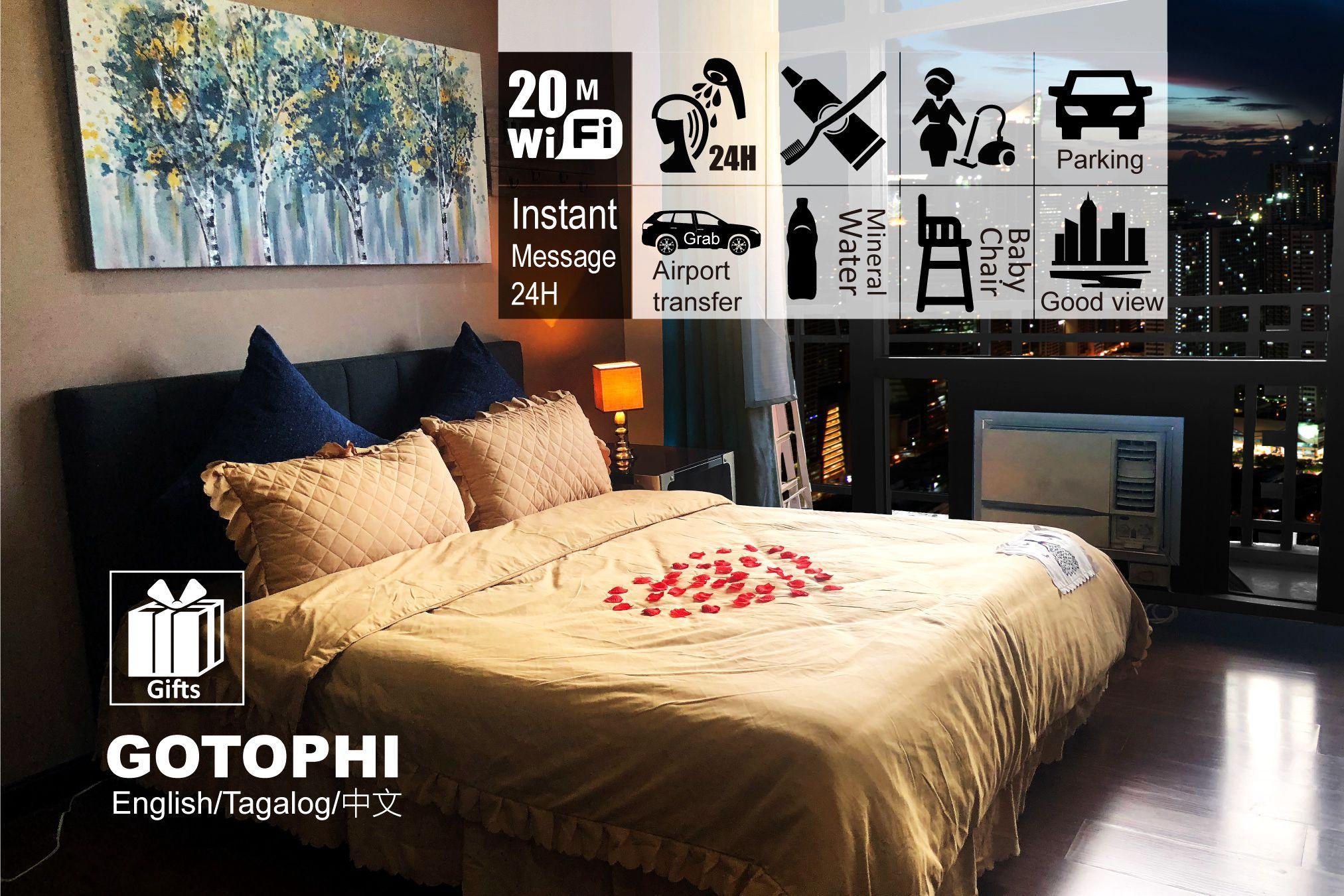 Gotophi Luxurious 5Star Hotel Gramercy Makati 3014