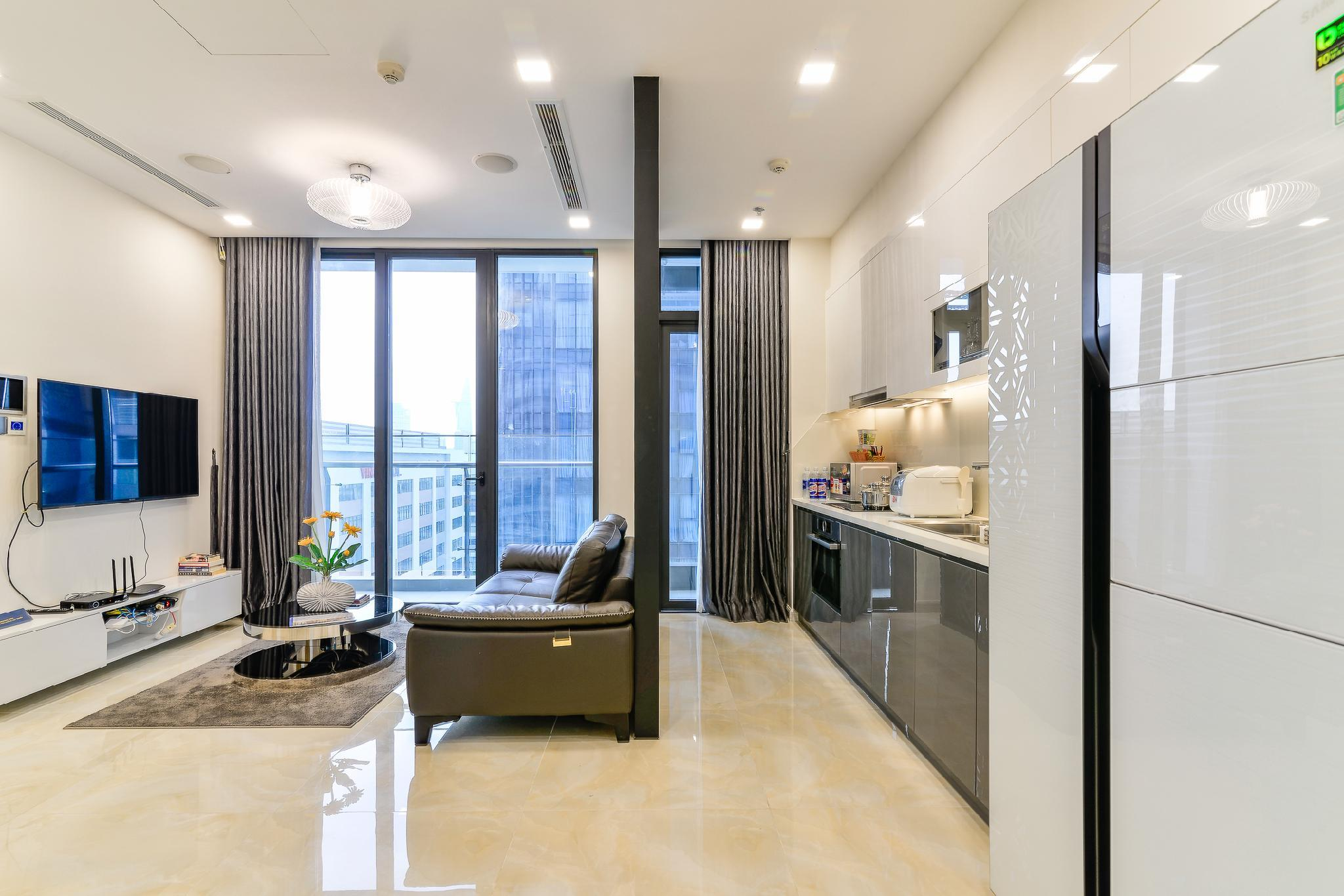 Luxury Apartment In The Heart Of Saigon