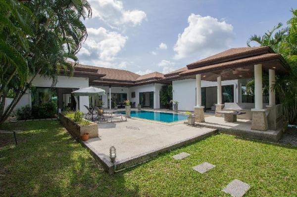 Exquisite Boutique Villa, Pool, 3 bedrooms, Rawai Phuket