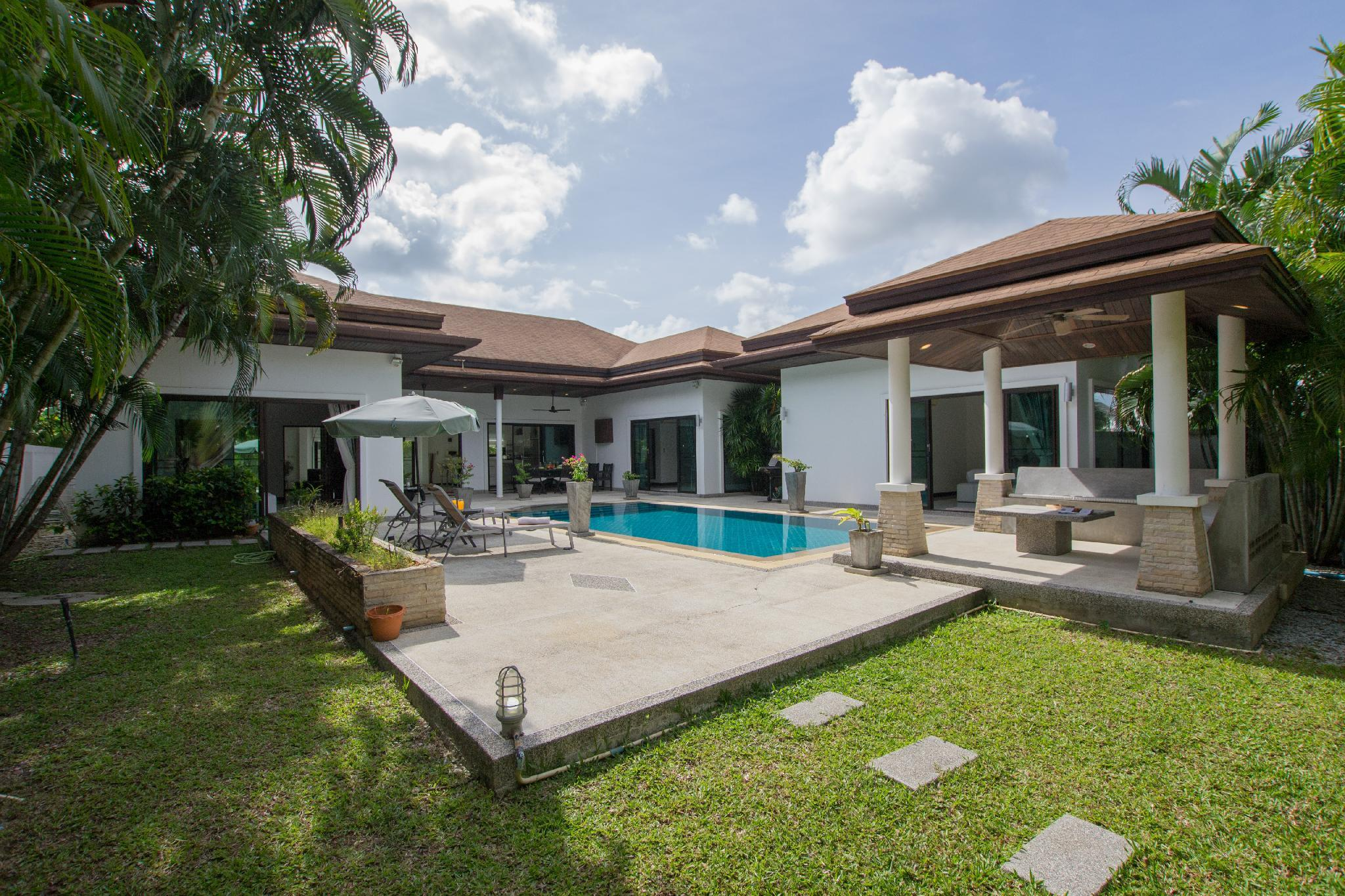 Exquisite Boutique Villa, Pool, 3 bedrooms, Rawai Exquisite Boutique Villa, Pool, 3 bedrooms, Rawai