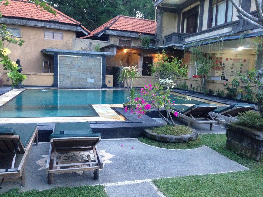 1Room In Front Of Ubud Monkey Forest