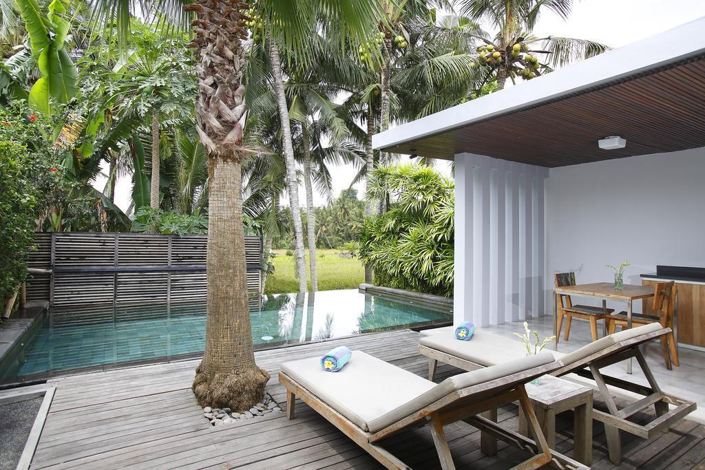 Rice Field View Villas With 1BR Ubud
