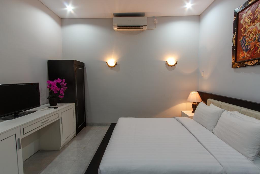 1Stunning Deluxe Room In Kuta