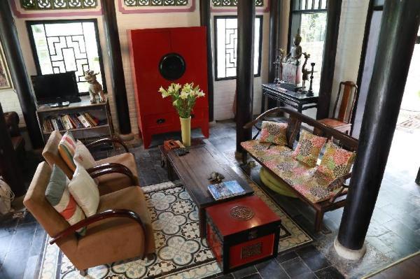 Tam traditional house Hanoi