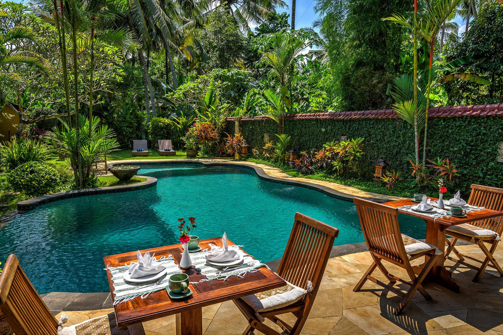 5BR Greenery Villa With Pool @Close To Ubud Centre