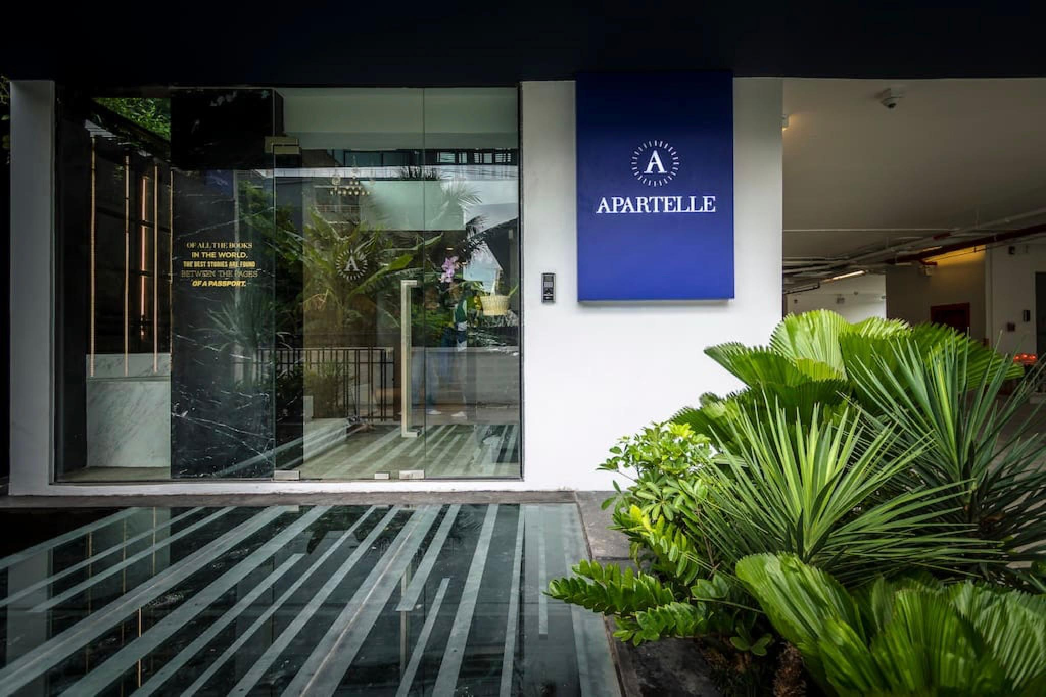 Apartelle Jatujak Hotel Superior Twin BRandand05
