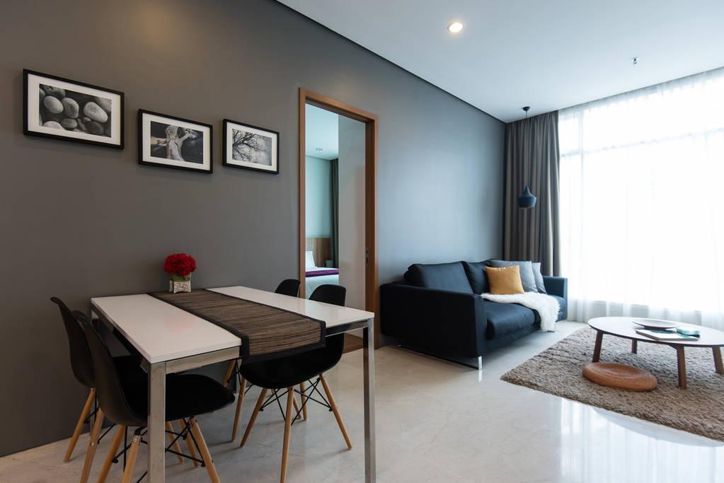 SoHo Suites @ KLCC And Pavilion 2 Bedroom Suite