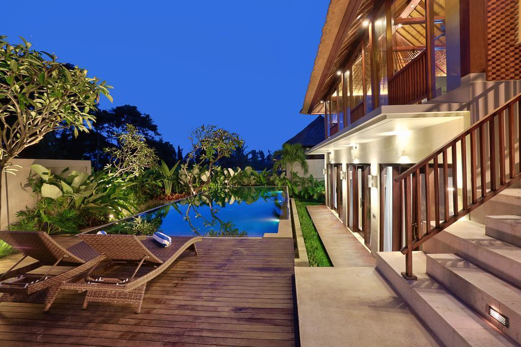 3BDR Awesome Villas Ubud Near Tegenungan Waterfall
