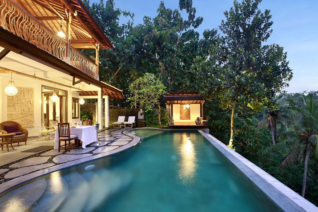 4BDR Beautifull Villas With Pool View In Ubud