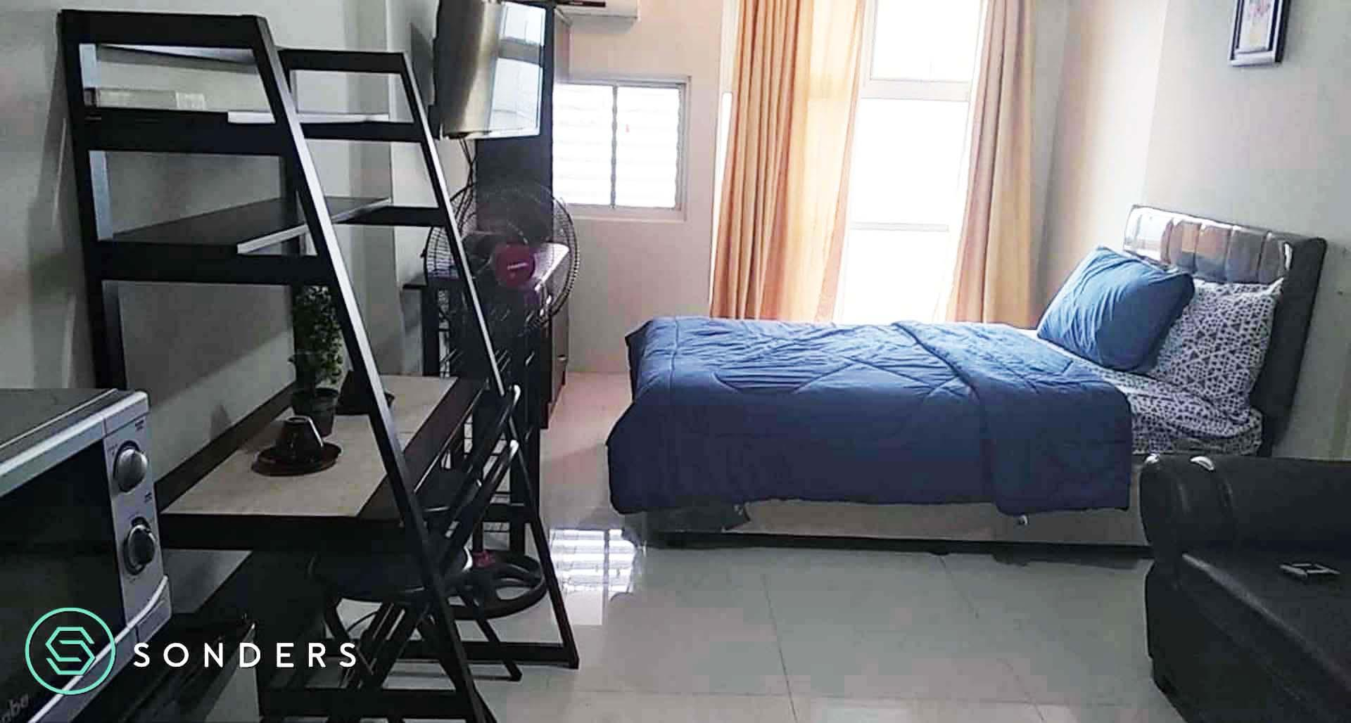Studio Unit For Rent At Wil Tower Quezon City