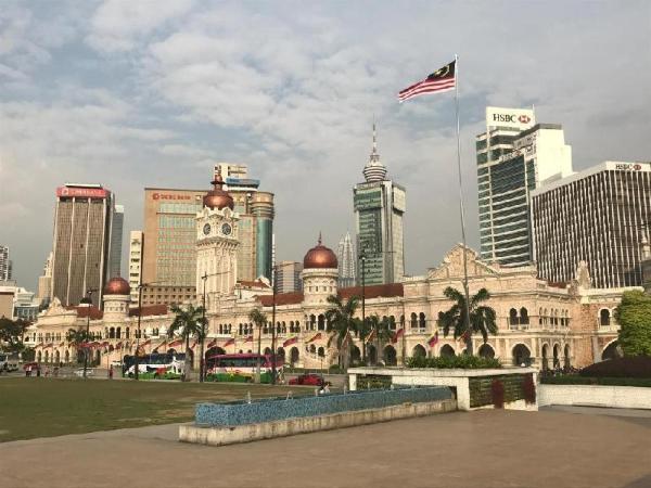 8 min walk to KL Sentral / NU Sentral Kuala Lumpur