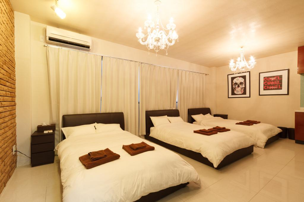 502room 50m2 LUXURIA SHINSAIBASI Special Price