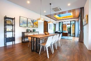 %name 4 BDR Mountain View Pool Villa  in Gated Community ภูเก็ต